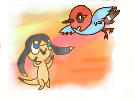 Lol more pokemon by Kat-The-Piplup
