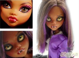 MH Clawdeen #1 ~Otsana~ by RogueLively