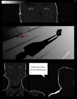 Page Seven of the Scratch Graphic Novel by VladimirJazz