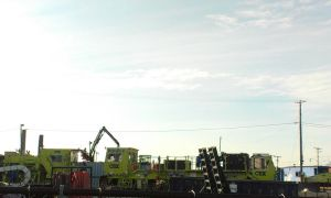 CSX yard by Android-shooter