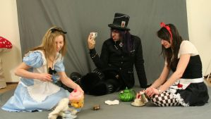 Tea Party 7 by MajesticStock