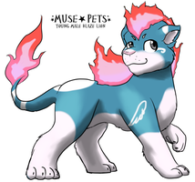Emgeal: Leander by Muse-Pets