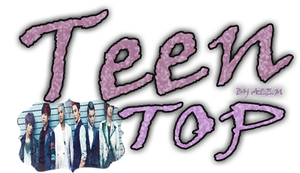 TEEN TOP BY ALE by DDLoveEditions