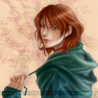 HP : Ron Weasley by The-Gwyllion