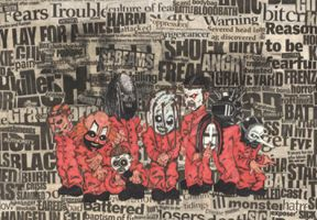 Slipknot by connorobain
