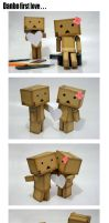 Danbo First Love by meongXorange