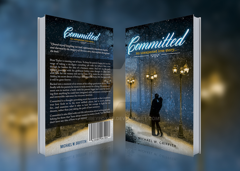 Book Cover Design: Committed by GreyFoxGR