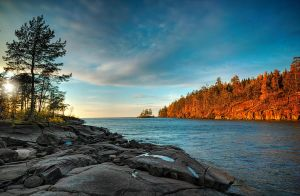 Autumn and Sigma Dp0 Quattro..Valaam Islands  _61_ by my-shots