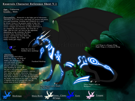 .: Kuunvalo Reference Sheet :. by SinisterEternity