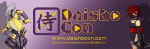 Daisho Banner 2012 by PixelMagus