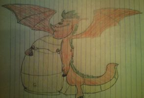 The American Dragon by naruto3ever
