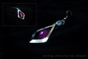 Sheryl Nome's Earring by mikes6