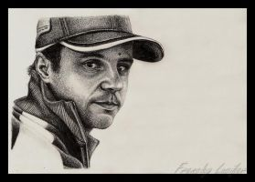Felipe Massa by HLea33