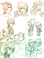 BbS Sketch Page 1 by Silver-Solace