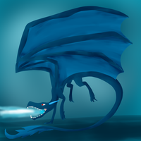 dragon doodle V2 by speedcow12