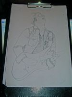 WIP Synyster Gates 2 by Nimiea