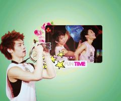 Tae and Jjong by blingblingcore
