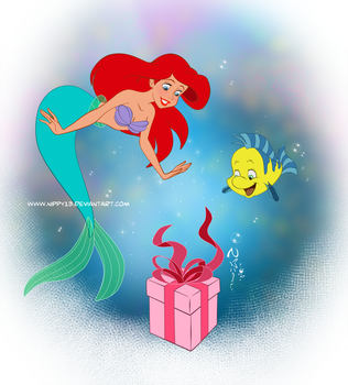 Ariel - A very special Christmas by Nippy13