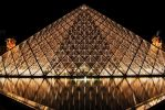 Glass Pyramid - Paris by enyaa