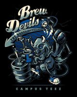 Brew Devils :: The Dukes Of Raging by bobmosquito