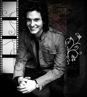 Ben Barnes Graphic by gabysnake