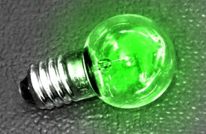 Green Light by Auster-ity