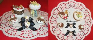 cute kawaii decoden charm - brooch -  heart box by Bunnymoon-Cosplay