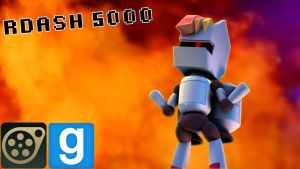 [DL]RDash-5000 by BeardedDoomGuy