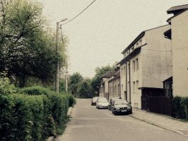 street called small houses by snusmumrikenn