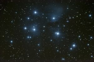 M45 - The Pleiades by Vejr