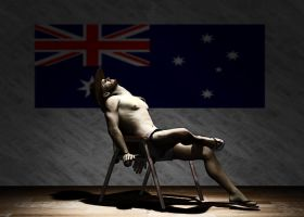 Aussie Beefcake by vicster56