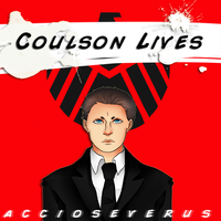Coulson Lives by flatlandq