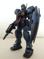 HGUC RGM-79Q (GM QUEL) 1.5 by Johnny-E