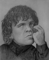 Tyrion Lannister by Hleblep