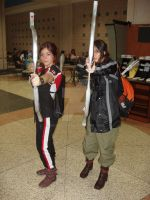 Hunger Games Cosplay by eburel506