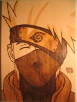 Kakashi Commission by Obidesuka