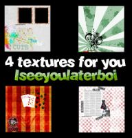 Pack Texture XVII by Iseeyoulaterboi