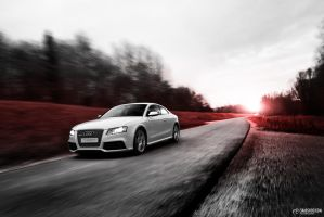 Audi RS5 Coupe Suzukagrey - 5 by mystic-darkness