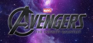 Avengers: The Infinity Gauntlet - Logo by MrSteiners