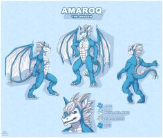 Commission for Amaroq by HasegawaVega