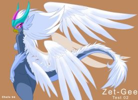 Zet Gee  Test Two by ChaloDillo