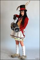 Alice Madness Returns, Late But Lucky Version by LittleSister84