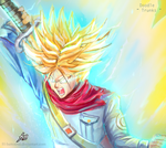 Trunks by H-Battousai