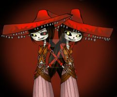 Book of Life fanart by ThePirateBunny7