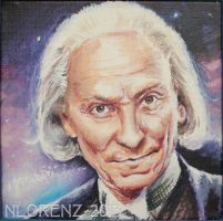 The First Doctor: 50th Anniversary by napalmnacey