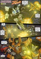 THE TRANSFORMERS: GENERATIONS part 1 by danbrenus