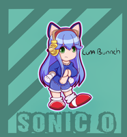 Sonic O by Lunabunneh