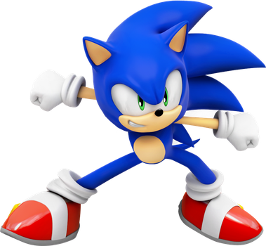 Sonic X Effectless by Nibroc-Rock