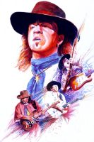 stevie ray by kenmeyerjr