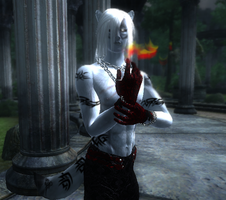 The Ghost of the Imperial City by FantasyDemonAngel